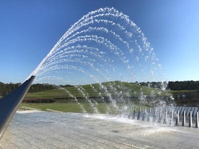 5 Olympic fountain