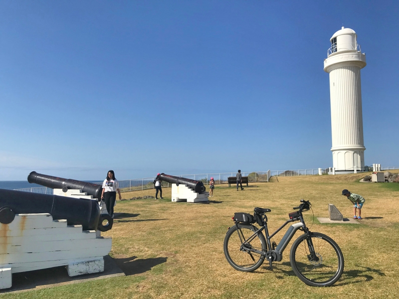 Gong lighthouse