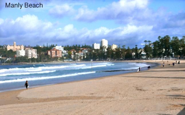 6 Manly Beach
