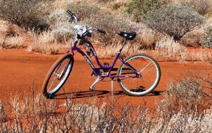 Ulura bike hire