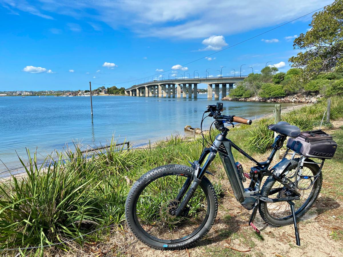Captain Cooks Bridge