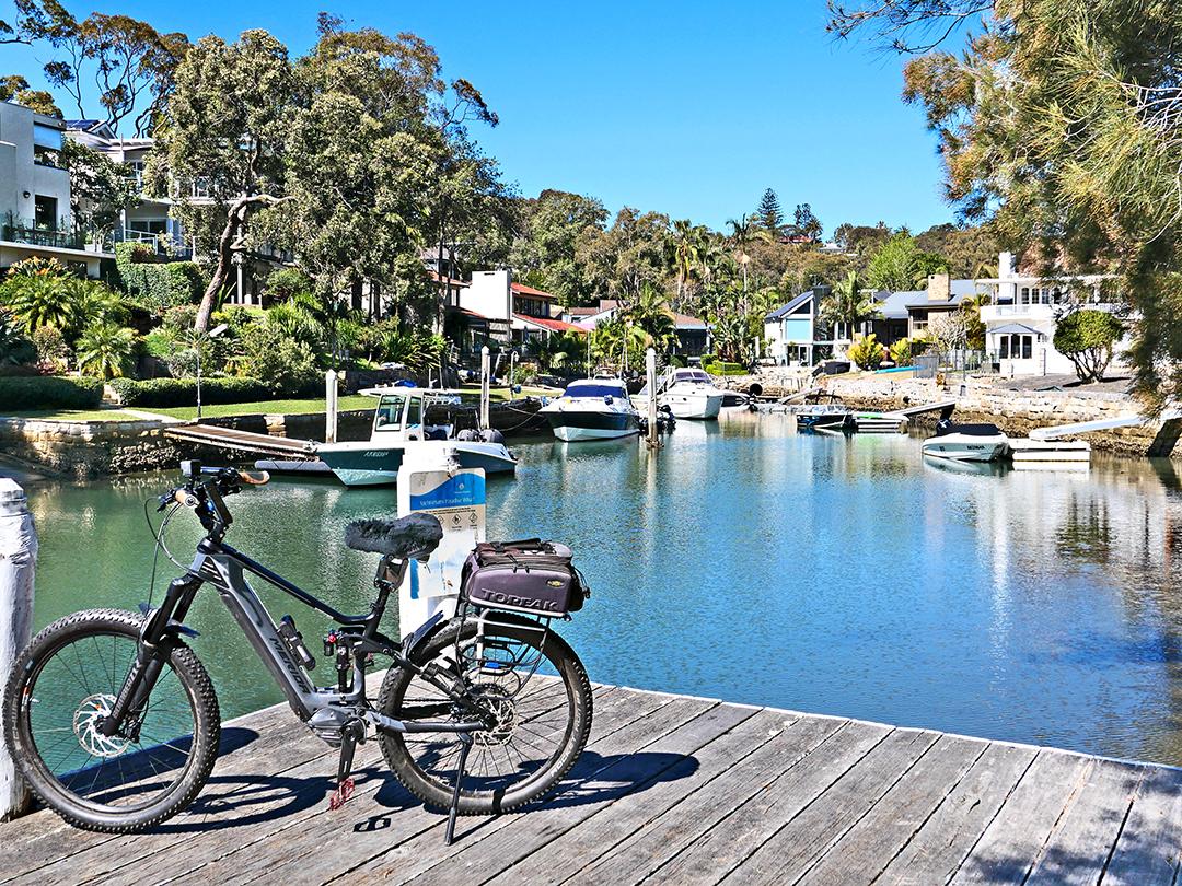 7 Yachtsmans Paradise Wharf